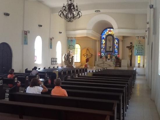 Parroquia San José: Nice church.