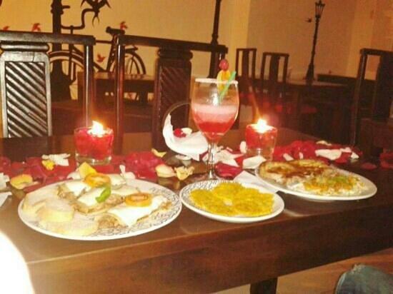 La golondrina gourmet monteria fotos n mero de - Detalles para cena romantica ...