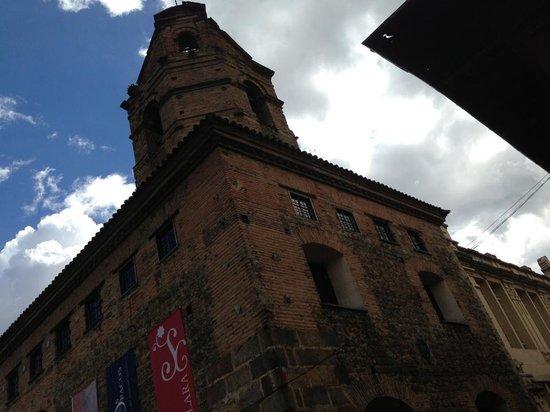 Museo Santa Clara: The museum