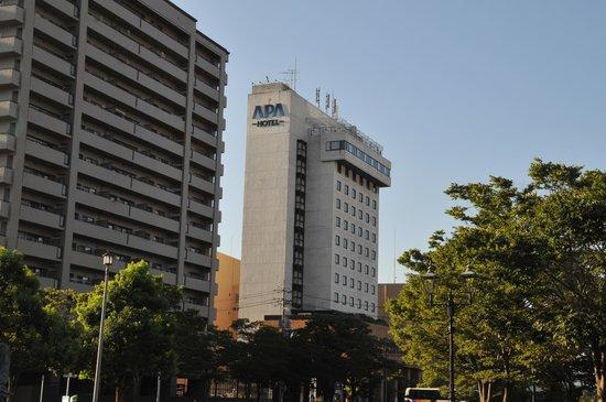 APA Hotel Tottori Ekimae : 外観