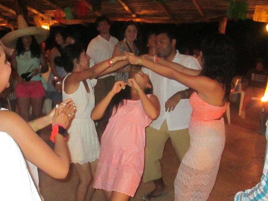 Las Palmas by the Sea: Batucada para graduados