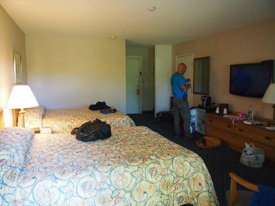 Wellfleet Motel: kamer
