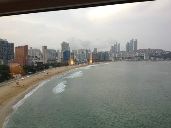 The Westin Chosun Busan: Room view
