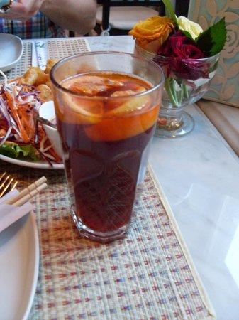 Oriental Thai Kitchen Chopstick: tea