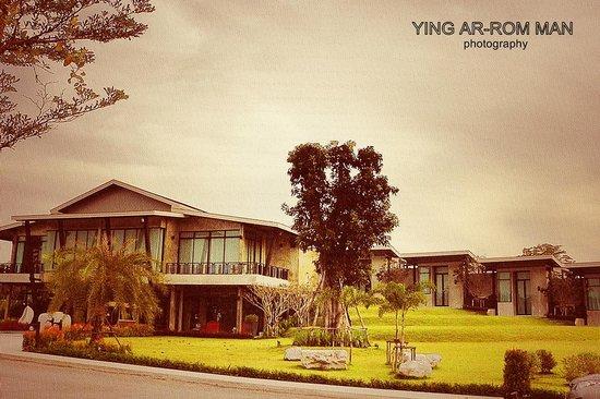 Sasima Moonlight Villa: โรงแรมและบริเวณโดยรอบ