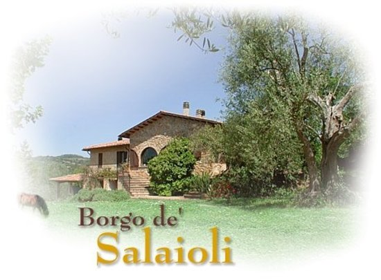 Borgo de' Salaioli: agriturismo in Maremma