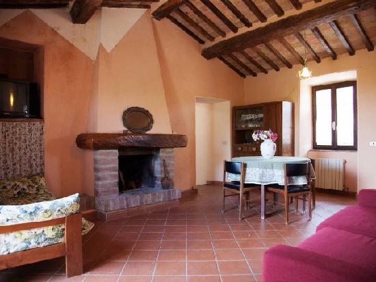 Borgo de' Salaioli: appartamento farfalla a Scansano