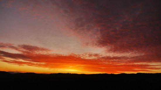 tramonto al Borgo de' Salaioli