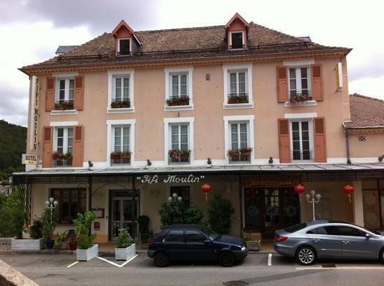 Fifi Moulin: hotel