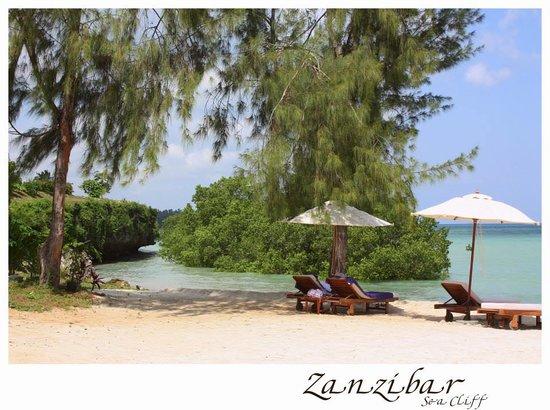 Sea Cliff Resort & Spa: Beach