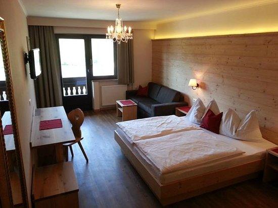 Hotel Scherer: suite