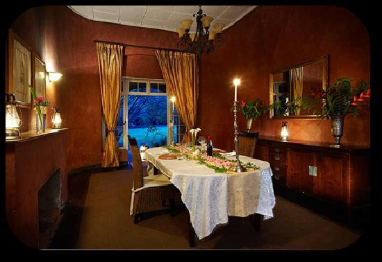 Huntingdon House : Private Dining