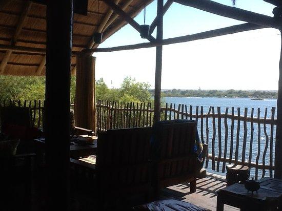 Caprivi Houseboat Safaris: Barausblick