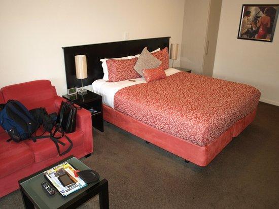 Salerno Motel Apartments: Habitación