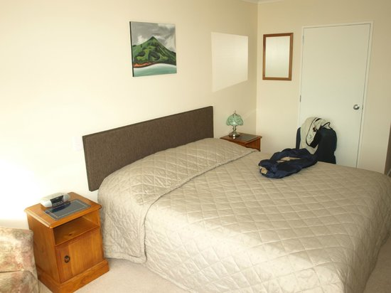 Otago Peninsula Motel: Habitación