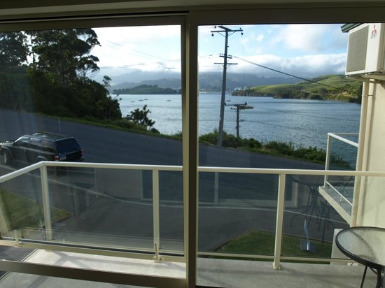 Otago Peninsula Motel: Vista