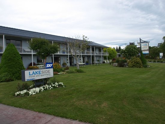 Lakeside Motel & Apartments: Hotel