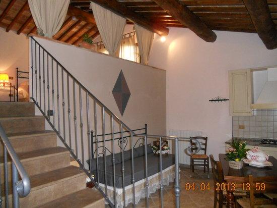 Villa Loghino: APPARTAMENTO FRUTTETO
