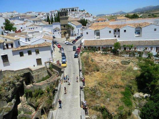 La Casa del Rey Moro: the old bridge(roman bridge)