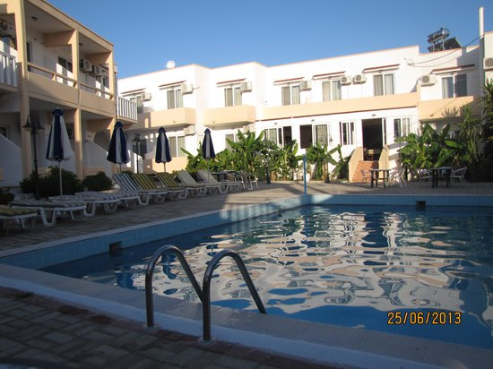 Tsambika Sun Hotel: Hôtel Tsambika Sun