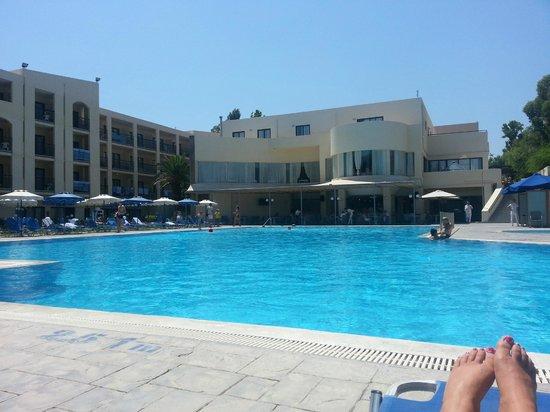 Dessole Lippia Golf Resort : swimming pool