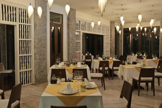 Natai Beach Resort & Spa, Phang-Nga: Natai restaurant