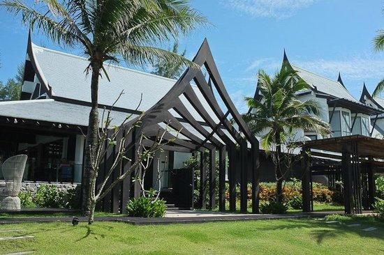 Natai Beach Resort & Spa, Phang-Nga: Leelawadee restaurant
