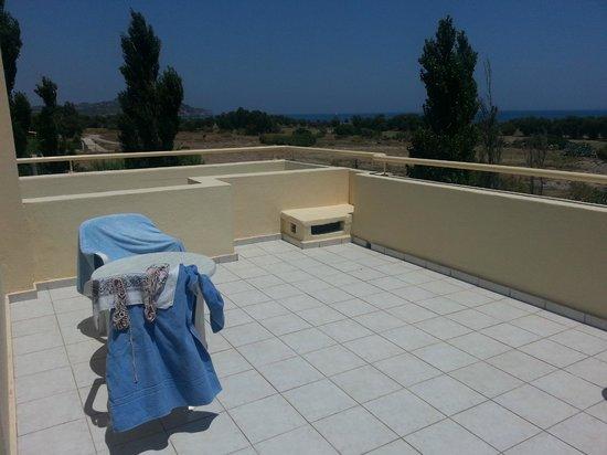 Dessole Lippia Golf Resort : terrace