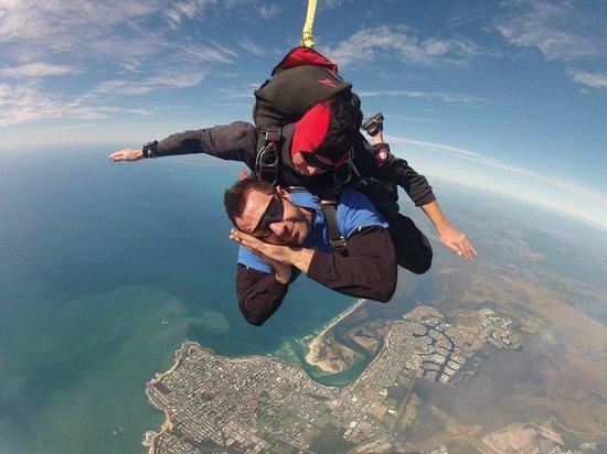 Sunshine Coast Skydivers : Sunshine Coast Caloundra jump