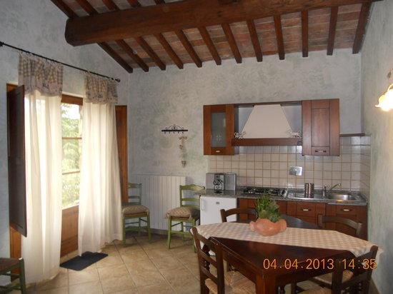 Villa Loghino: apartament