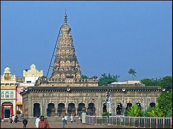 Gulbarga, Hindistan: Temple