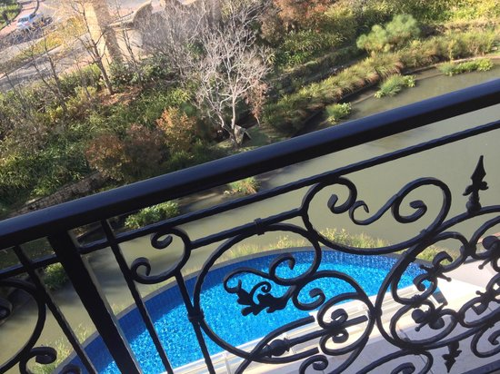Southern Sun Montecasino: View from the room Balcony