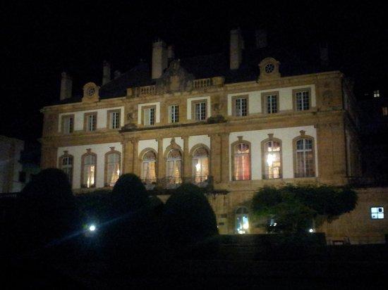 Restaurant Du Peyrou: Le Palais du Peyrou