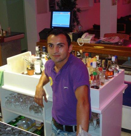 Neptune Hotel Apts.: Costas