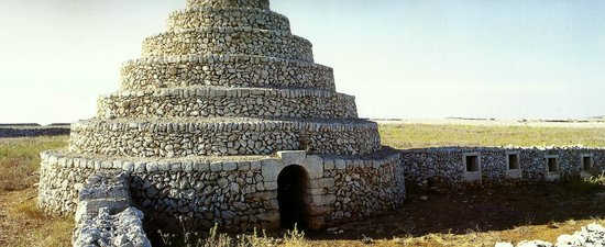 Barraca de bestiar de Son Salomó, Ciutadella.