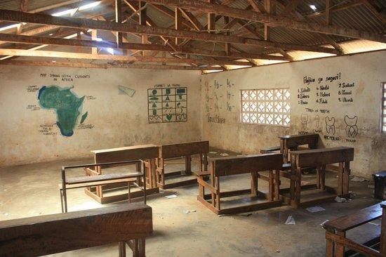 Wasini Island : L'école
