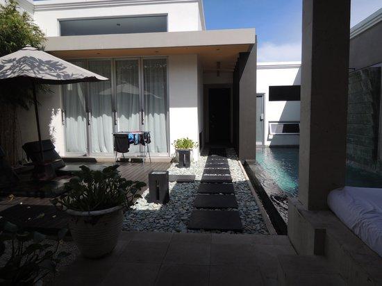 The Seiryu Villas: Exterior of Villa