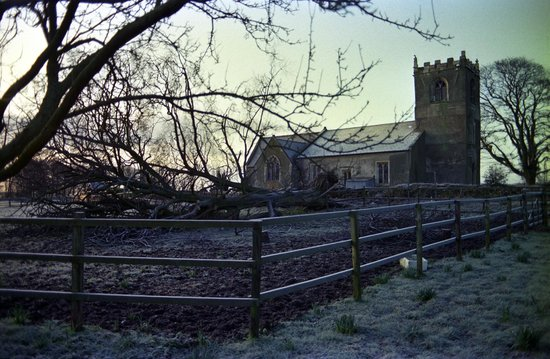 Rowley Manor Country House Hotel: The old church