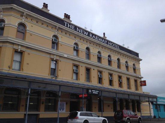 The Railway Hotel Backpackers New