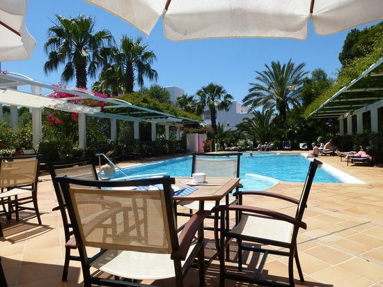 Melia Cala D'Or: View of Pool From Pool Bar