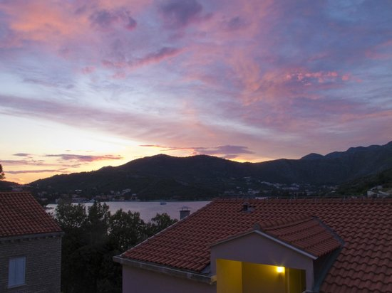 Villa Lanterna: View from our apartment