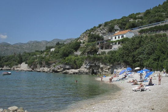 Villa Lanterna: Near by beach