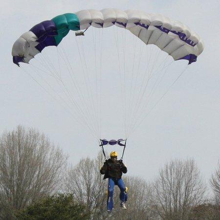 Carolina Skydiving: Rober