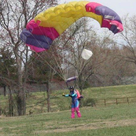 Carolina Skydiving: Whitney