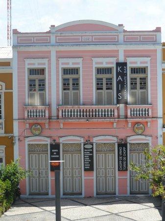 Dragao do Mar Centro de Arte e Cultura: Charming style from times past - now restaurants.