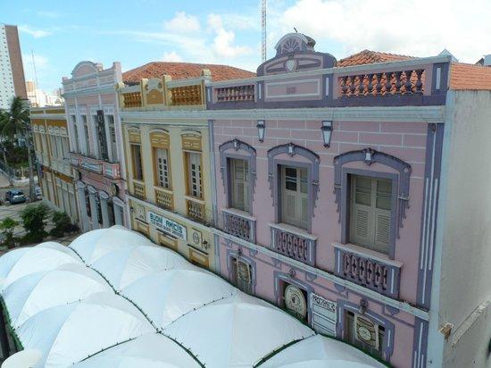 Dragao do Mar Centro de Arte e Cultura: Candy coloured elegance