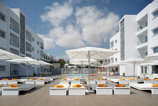 Great Ibiza Sun Apartments: Piscina