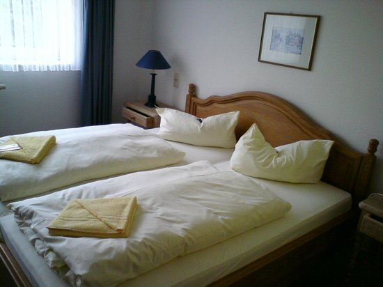 Center Hotel Altmark : Zimmer