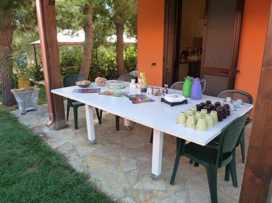 Casa di Attilio B&B : Breakfast