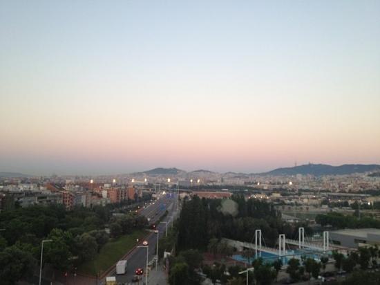 Ibis Barcelona Santa Coloma: visuale